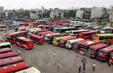 Hà Nội tăng thêm 400 lượt xe khách trong dịp nghỉ lễ 30/4 và 1/5