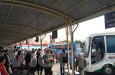 Dân về quê nghỉ lễ 30/4: Xe khách vắng lặng, xe sang hết chỗ ngồi