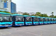 Thay thế hàng loạt xe buýt chất lượng cao, có wifi miễn phí