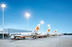 Jetstar Pacific được trao chứng nhận an toàn khai thác quốc tế