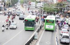 """Bốn tháng """"thử lửa"""" buýt nhanh BRT: Có 23% người dân từ bỏ xe cá nhân"""