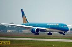 Vietnam Airlines đón chuyến bay quốc tế thứ 10.000 tại Đà Nẵng