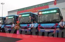 Hà Nội thay thế hàng loạt xe buýt chất lượng cao, có wifi miễn phí