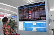 Số chuyến bay tăng vọt, tỷ lệ chậm hủy chuyến hàng không lại giảm