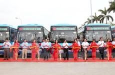 """Hà Nội mở thêm 3 tuyến buýt mới, """"phủ sóng"""" ra ngoại thành"""