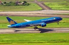 Vietnam Airlines chậm nhiều chuyến do thời tiết xấu tại Trung Quốc