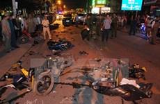 Hé lộ nguyên nhân ban đầu vụ tai nạn giao thông liên hoàn ở TP.HCM