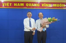 Thứ trưởng Bộ GTVT phụ trách Tổng công ty Công nghiệp tàu thủy