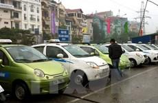 Nhiều hãng taxi phản đối dự thảo quản lý kinh doanh taxi ở Hà Nội