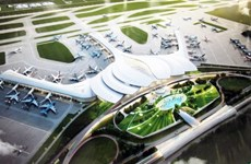 Geleximco và đối tác Trung Quốc đề xuất xây sân bay Long Thành