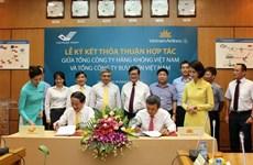 Đại lý bán vé máy bay Vietnam Airlines mở rộng tại các Bưu điện