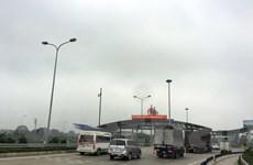 Dự án đường cao tốc Pháp Vân-Cầu Giẽ giảm 25% phí từ ngày 15/10