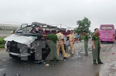 Phó Thủ tướng: Điều tra nguyên nhân vụ TNGT 6 người chết ở Tây Ninh