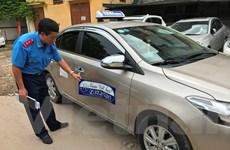 Hà Nội: Xử lý 'taxi dù' gian lận cước tinh vi với khách nước ngoài