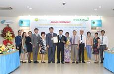 VIAGS Tân Sơn Nhất đạt dịch vụ đạt chất lượng tốt thứ 2 toàn cầu