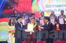 Giải thưởng 'Vô lăng vàng' 2017 vinh danh 46 lái xe trên cả nước