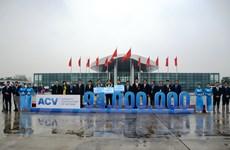 Hàng không Việt Nam thực hiện 800.000 chuyến bay, đón 94 triệu khách