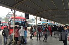 Nghỉ Tết Dương lịch: Lượng khách tăng 20%, xe Limousine kín chỗ