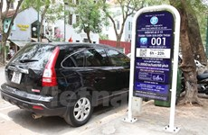 Hà Nội: Chung cư, trung tâm thương mại sẽ có trông xe qua di động