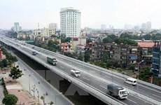 Hà Nội: Đề xuất xén dải phân cách mở rộng đường vành đai 3 dưới thấp