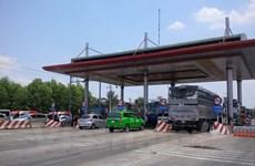 Giảm 13% giá vé cho phương tiện qua trạm thu phí BOT Tân Đệ