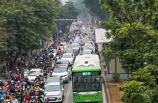 'Xe buýt thường đi chung làn BRT đang là nghiên cứu ý tưởng'