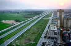 Hà Nội: Phân làn, tổ chức giao thông khu vực Đại lộ Thăng Long