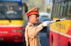 Hà Nội cấm, hạn chế xe nhiều tuyến đường để làm cầu vượt An Dương