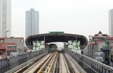 Đường sắt Cát Linh-Hà Đông sẽ hoàn thành xây dựng trong quý 4