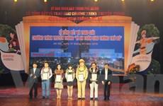 Gần 30.000 bài dự thi hiến kế giải pháp an toàn giao thông Thủ đô