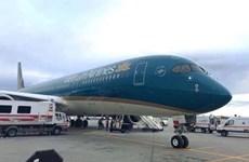 Máy bay Vietnam Airlines hạ cánh khẩn để cấp cứu khách bị co giật