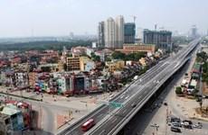 Hà Nội khởi công dự án đường trên cao Ngã Tư Sở-cầu Vĩnh Tuy
