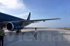 Máy bay hạ cánh nhầm xuống đường băng Cam Ranh chưa đưa vào khai thác