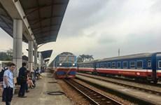 Ngành đường sắt chạy hàng chục đôi tàu khách dịp cao điểm Hè