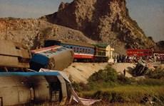 Đình chỉ hàng loạt cá nhân sau các vụ tai nạn tàu hỏa liên tiếp