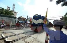 Chặn tai nạn đường sắt: Lắp camera giám sát tại các đường ngang