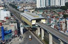 Hà Nội nghiên cứu đầu tư tuyến đường sắt đô thị số 8 dài 37km