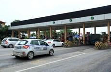 Chờ Thủ tướng quyết di dời, dỡ bỏ trạm phí Bắc Thăng Long-Nội Bài