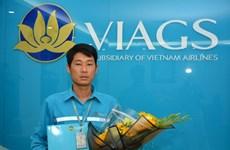 Bộ trưởng gửi thư khen nhân viên sân bay trả hơn một tỷ đồng cho khách