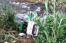 Xe khách chở 44 người lao xuống vực ở đèo Lò Xo vẫn còn hạn đăng kiểm