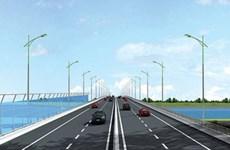 Hợp long cầu Việt Trì-Ba Vì bắc qua sông Hồng vào ngày 26/6