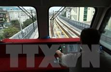 Thuê tư vấn hỗ trợ vận hành tuyến đường sắt Cát Linh-Hà Đông