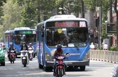 Hà Nội sẽ vận hành thêm ba tuyến buýt sử dụng nhiên liệu sạch