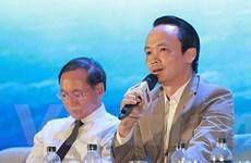 Chủ tịch FLC Trịnh Văn Quyết tiết lộ về lợi nhuận 'đường bay vàng'