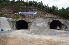 Hầm Cù Mông nối tỉnh Bình Định-Phú Yên sẽ hoàn thành vào cuối 2018