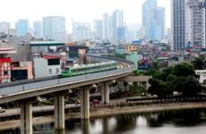 Nhà ga Cát Linh-Hà Đông dùng biển tiếng Trung Quốc chỉ là tạm thời?