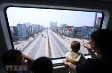 Giá vé tàu Cát Linh-Hà Đông thấp là để mua… 'thói quen' của người dân