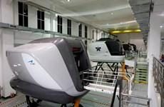 Khai trương tổ hợp buồng lái mô phỏng máy bay đầu tiên tại Việt Nam