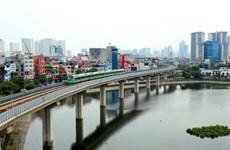 Chạy thử 5 đoàn tàu tuyến đường sắt Cát Linh-Hà Đông vào ngày 20/9