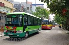 Hà Nội sẽ thí điểm minibus và xe buýt sử dụng năng lượng sạch